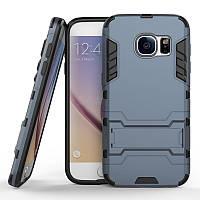 Чехол Samsung S7 / G930 Hybrid Armored Case темно-синий