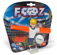 Набор для игры в футбол Foooz 30415-GL оранжевый