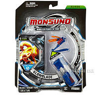Стартовый набор Monsuno Core-Tech Glowblade 1-Packs W4 34437-42909-MO