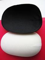 Подплечики (плечевые накладки) для одежды формы реглан