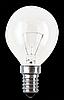 Лампа OSRAM SUPER P SIL 40W E14 шар криптон