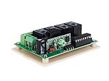 Беспроводной пульт дистанционного управления DC 12V  315 мГц с модулем-приемником на 4 реле по 220 Вольт, фото 4