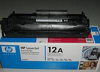 Заправить картридж Q2612A  для HP LJ 1010, 1012, 1015, 1018