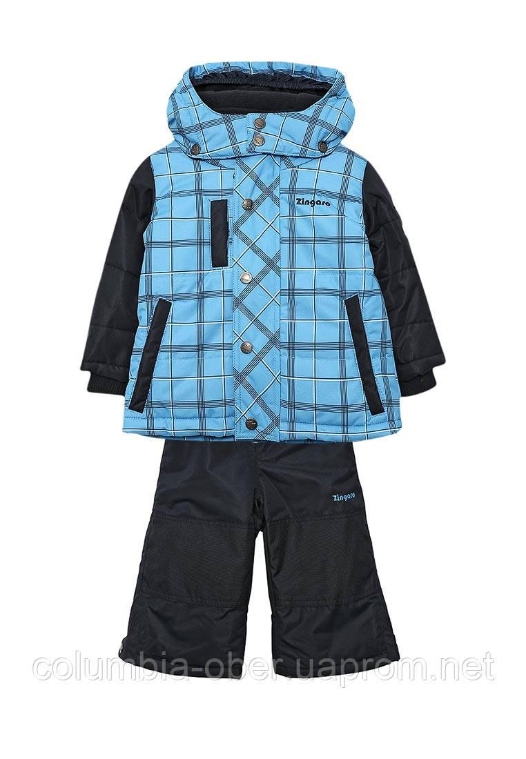 Зимний костюм для мальчика Zingaro by Gusti ZWB 3216. Размер  92 - 110.