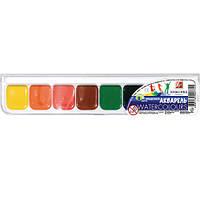 Краски акварельные медовые «Классика» 19С1284-08 Луч, 8 цветов
