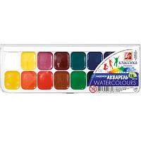 Краски акварельные медовые «Классика» 19С1290-08 Луч