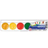 Краски акварельные медовые «Классика» 19С1282-08 Луч, 6 цветов