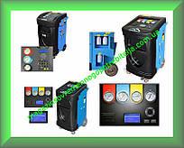 Установка для обслуживания автомобильных кондиционеров полуавтоматическая TROMMELBERG OC 600B