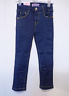 Осенне-весенние стрейчевые джинсы для девочек от 1 до 5 лет (на рост от 86-110см.). Good kids. Польша