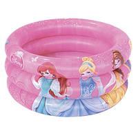 Детский надувной бассейн «Принцессы» BW 91046 Bestway, 70х30 см