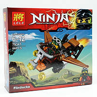 """Конструктор """"Ninja"""" """"LELE"""" 79341 63д./8/ 15,5-14-4,5см"""