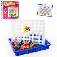 Мозаика для малышей 2702 Joy Toy, 120 фишек