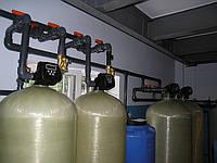 Водоочистка, водоподготовка промышленная, умягчение