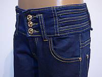 Осенние джинсы для девоче, темно-синего цвета.  На рост от 104 до 152см. (4-12лет) Good kids.