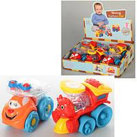 Детская машинка-погремушка 706