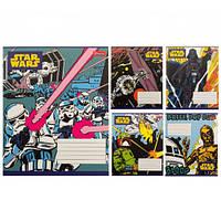 Тетрадь в линию 12 листов А5, 1 Вересня Star Wars Comics 679023