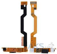 Шлейф для Sony Ericsson W910i с разъёмом под камеру и динамиком