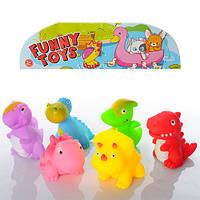 Набор игрушек ― пищалок «Динозавры» 88404-25