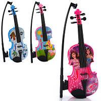 Детский музыкальный инструмент скрипка369-12-15-16B