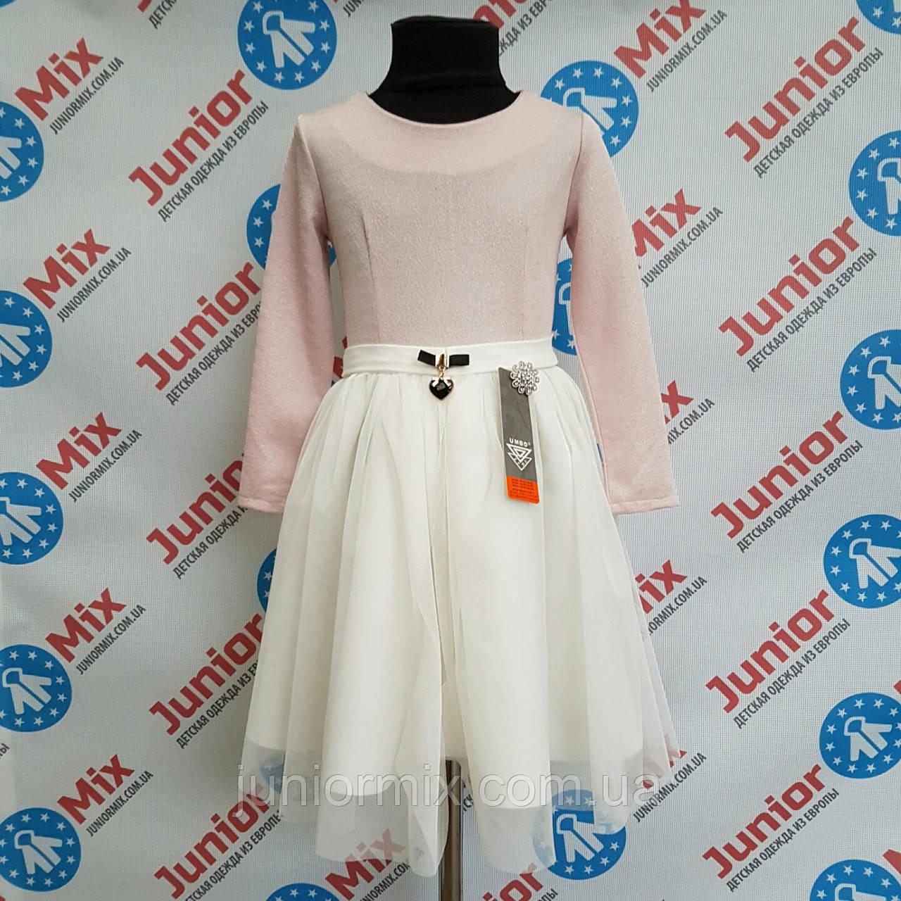 Платье детское на девочку UMBO.ПОЛЬША.