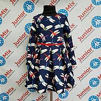 Платье на девочку  под пояс. TALKA. ПОЛЬША., фото 1