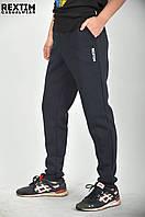 Спортивные штаны мужские утепленные Rextim blue АРТ:345
