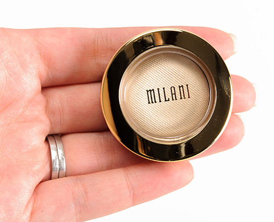 Гелево-пудровые тени Milani Bella Eyes Gel Powder Eyeshadow, Bella Chiffon