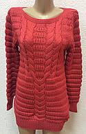 Женский вязанный свитер оптом в ассортименте