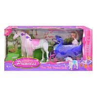 Игровой набор «Принцесса в карете с лошадкой» 38386