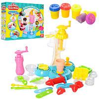 Пластилин детский «Фабрика мороженого» MK 0683