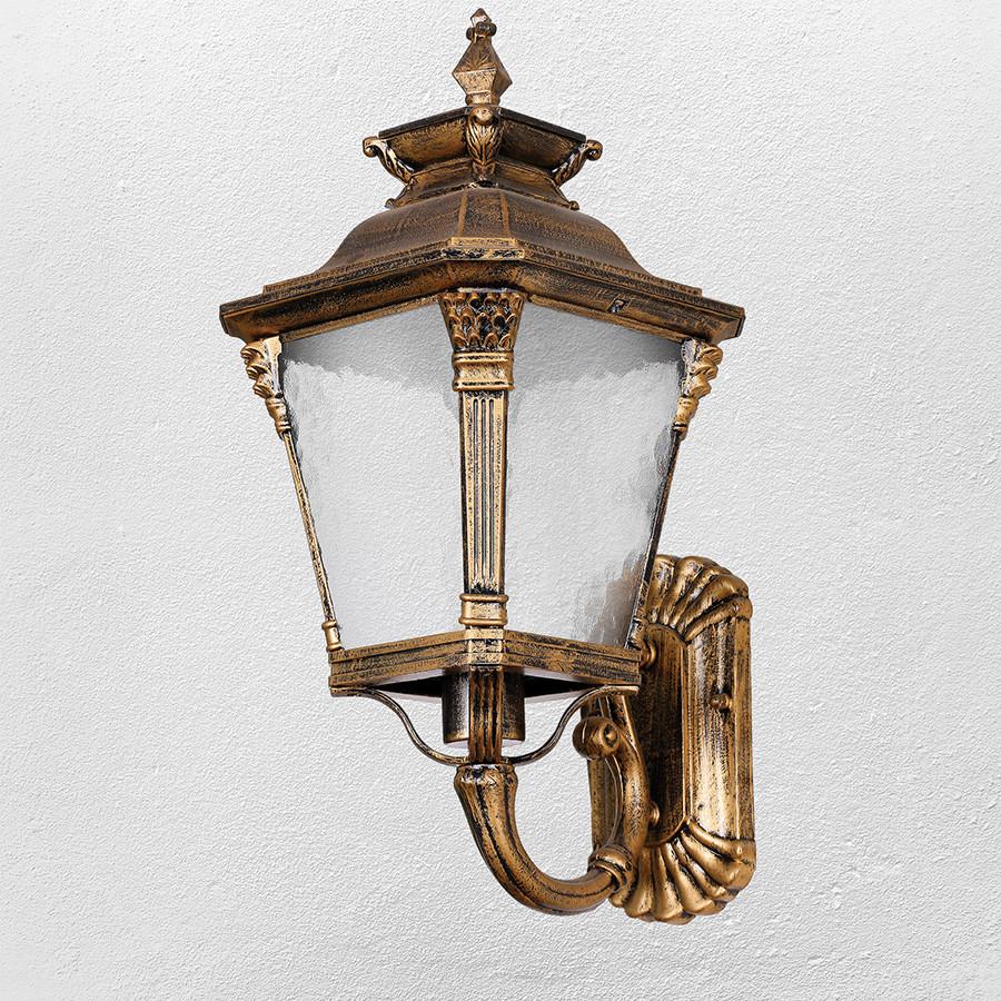 Садово-парковый светильник , бра ( модель 60-VDJ098-M-W GB E27)
