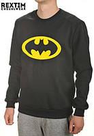 Мужской свитшот утепленный Rextim - Batman