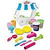 Пластилін Play-Doh Фургон морозива (A2106)(Пластилин Плей Дог Фургончик мороженого), фото 3