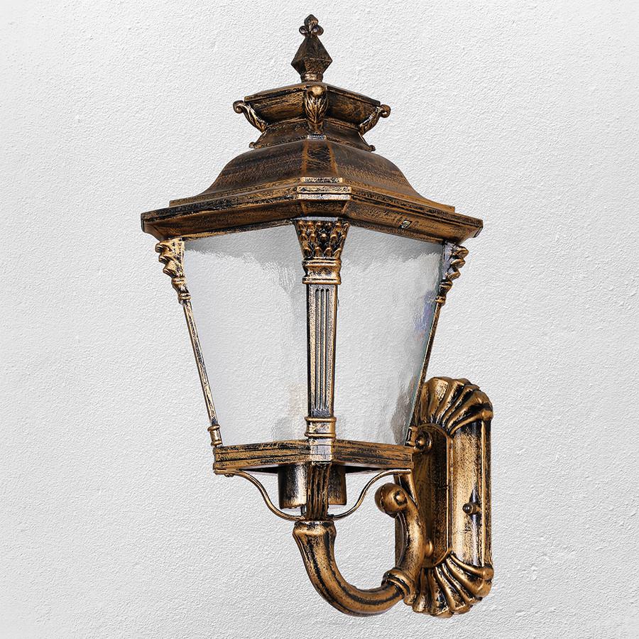 Садово-парковый светильник , бра ( модель 60-VDJ098-S-W GB E27)