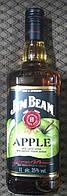 Американский бурбон Jim Beam Apple 35% 1л
