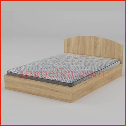 Кровать 140  Компанит, фото 2