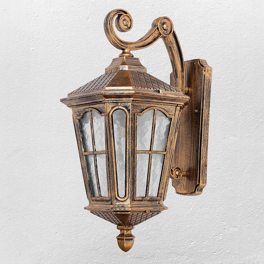 Садово-парковый светильник , бра ( модель 60-VDJ207-M-W GB  E27 )