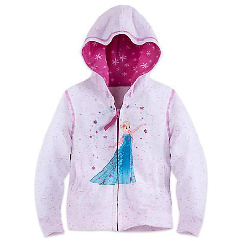 Реглан для девочки 5/6 лет Эльза Холодное сердце Дисней / Frozen Disney