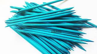 Апельсиновые палочки голубая 50 шт