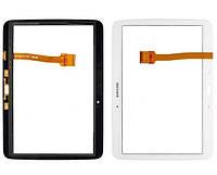 Тачскрин для Samsung P5200 Galaxy Tab 3 10.1/P5210, белый