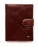 Вертикальное мужское портмоне из натуральной кожи Braun Buffel 13182