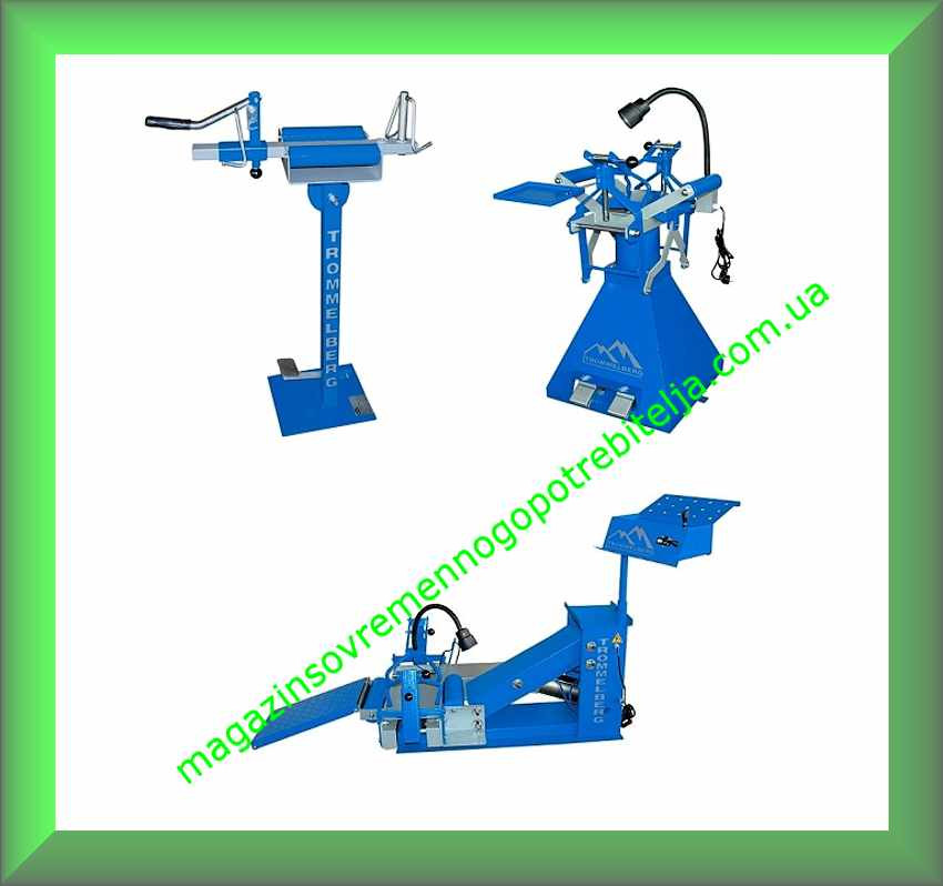 Борторасширитель механический напольный TROMMELBERG TS-M201