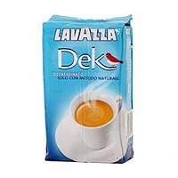 Кофе молотый Lavazza Dek без кофеина, 250грамм