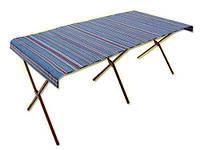Стол для торговли раскладной 3 метра