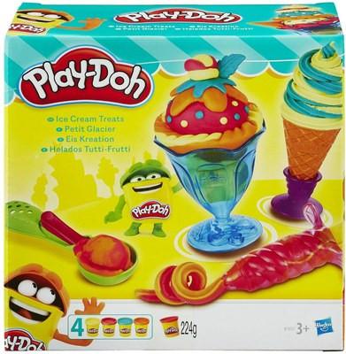 Пластилін Play-Doh Інструменти морозивника (В1857)(Пластилин Плей Дог Инструменті мороженщика)