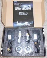 Светодиодные автомобильные лампы Н1,Н3,Н7,Н9,Н11 и т.д  с пассивным радиатором.