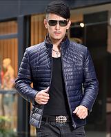 Мужской зимний пуховик. Мужская куртка Модель 957