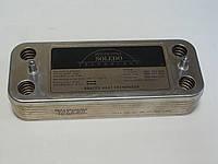 Теплообменник ГВС вторичный пластинчатый Ariston Uno. 12 пл. Art. 995945