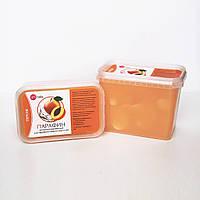 Парафин витаминизированный vitinails, персик, 800 г