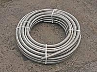 Труба гофрированная из нержавейки 20 мм, отожженная, фото 1